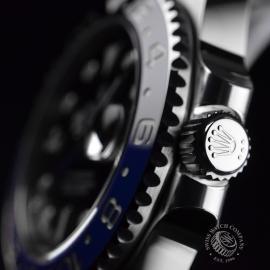 RO20984S Rolex GMT Master II - Unworn Close5