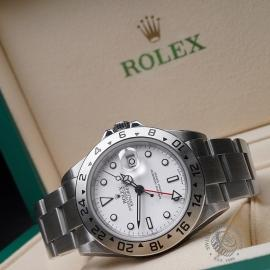 RO21616S Rolex Explorer II 16570 Close9