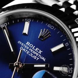 RO21968S Rolex Datejust 41 Unworn Close3 1
