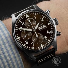 IW22282S IWC Pilots Chrono St-Expury Wrist