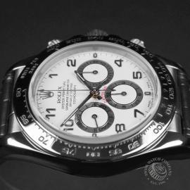 RO22609S Rolex Cosmograph Daytona 'White Gold' Close6