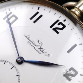 IW844F IWC Vintage 'Kriegsmarine' Pocketwatch Close3