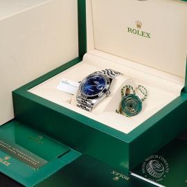 RO22025S Rolex Datejust 41 Unworn Box