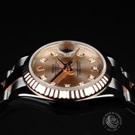 RO22235S Rolex Ladies Datejust Close7