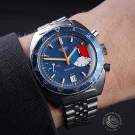 HU21556S Heuer Skipper Ref.73463 Wrist