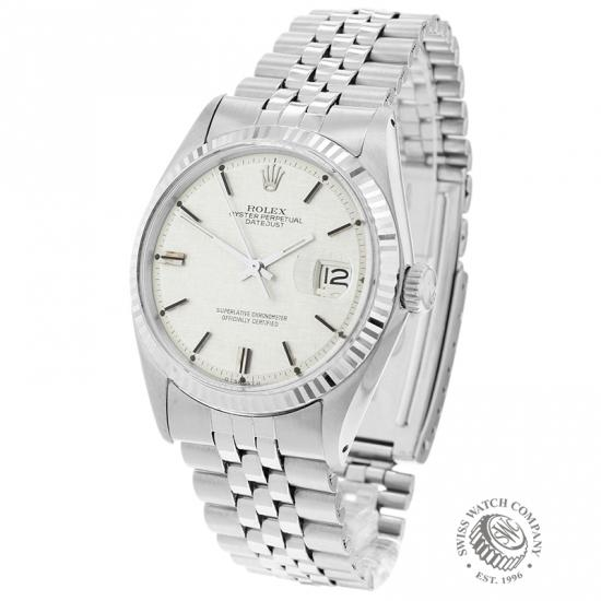 Rolex Vintage Oyster Perpetual Datejust Sigma Dial