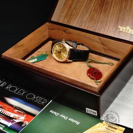 RO21796S Rolex Vintage Day-Date 18ct BOx