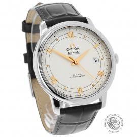 OM22257S Omega De Ville Prestige Co-Axial Dial 1