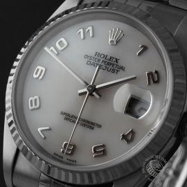 RO22548S Rolex Datejust 36 Close 1