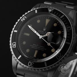 RO1970P Rolex Submariner Date 'Single Red' Close1