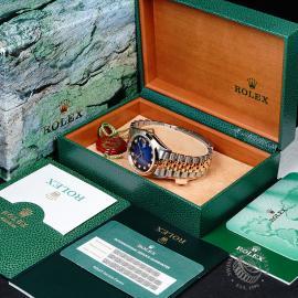 RO21739S Rolex Datejust Box