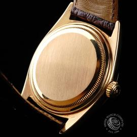 RO645F Rolex Day Date 18ct Close 7