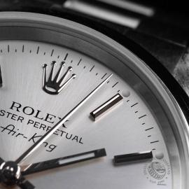 RO1880P Rolex Air King 14000 Close5