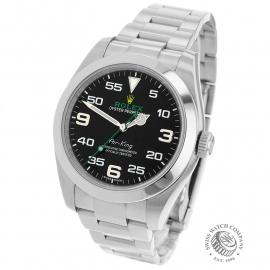 RO21989S Rolex Air King Back