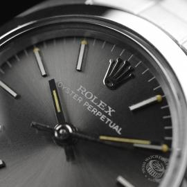 RO21145S Rolex Vintage Ladies Oyster Perpetual Close5 1