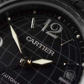 CA21322S Cartier Pasha GMT Close5