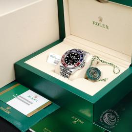 RO22120S Rolex GMT Master II BLRO Box