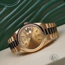 RO21640S Rolex Day-Date President 18238 Close9