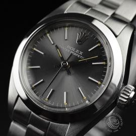 RO21145S Rolex Vintage Ladies Oyster Perpetual Close2
