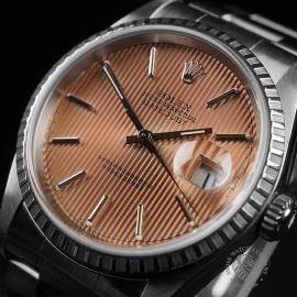 RO22684S Rolex Datejust 36 Close2
