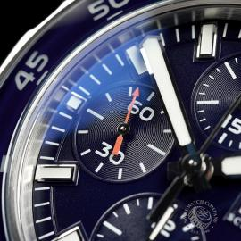 IW22475S IWC Aquatimer Chrono Close 5
