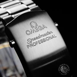 OM21950S Omega Speedmaster Professional Moonwatch Apollo 11 35th Anniversary Close8