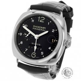 PA1892P Panerai Radiomir 10 Days GMT Automatic Oro Bianco Back