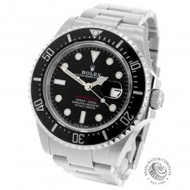 RO21808S Rolex Sea Dweller 50th Anniversary Unworn Back