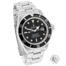 RO21827S Rolex Submariner Date Transitional Dial