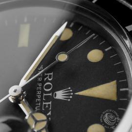 RO1970P Rolex Submariner Date 'Single Red' Close9