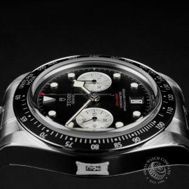 TU22343S Tudor Black Bay Chronograph Unworn Close6
