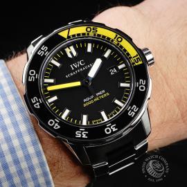 IW22186S IWC Aquatimer 2000 Wrist