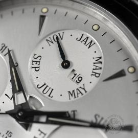 21383S Jaeger LeCoultre Master Control Perpetual Calendar Close7