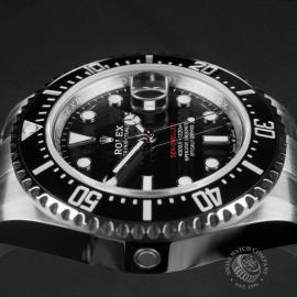 RO22325S Rolex Sea Dweller 50th Anniversary Unworn Close6