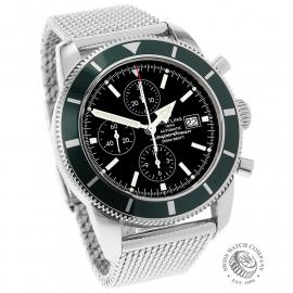 BR22461S Breitling Superocean Heritage 46 Chronograph Dial