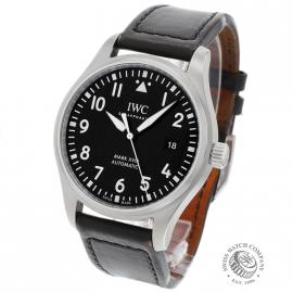 IW21223S IWC Pilots Watch Mark XVIII Back