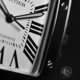20956S Cartier Santos 100 Close6