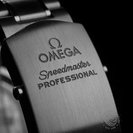 OM22339S Omega Speedmaster Pofessional Moonwatch Unworn Close8