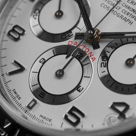 RO22609S Rolex Cosmograph Daytona 'White Gold' Close4