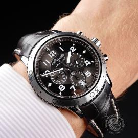 BG21908S Breguet Type XXI Flyback Chronograph Wrist
