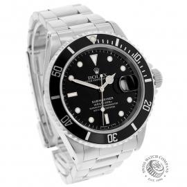 RO22642S Rolex Submariner Date Dial