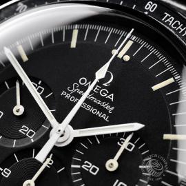 OM21889S Omega Vintage Speedmaster Moonwatch Close3