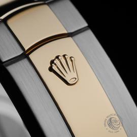 RO22735S Rolex Datejust II Close11