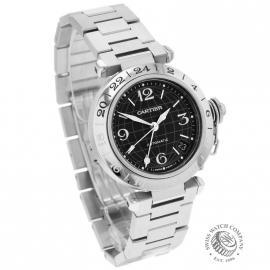 CA21322S Cartier Pasha GMT Dial