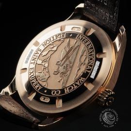 IW22448S IWC Pilot's Watch UTC Rose Gold Close9