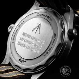 OM21998S Omega Seamaster 300M '007 Edition'  Close9