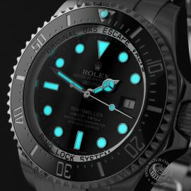 RO22370S Rolex Sea Dweller DEEPSEA MK1 Close1