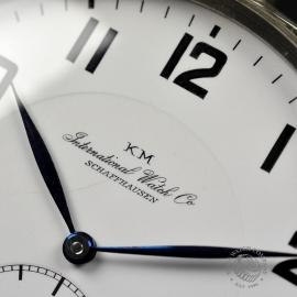 515F Vintage International Watch Company Pocket Watch Close1 1