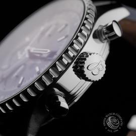 BR22662S Breitling Navitimer World Chrono GMT Close8
