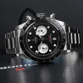 TU22343S Tudor Black Bay Chronograph Unworn Close10